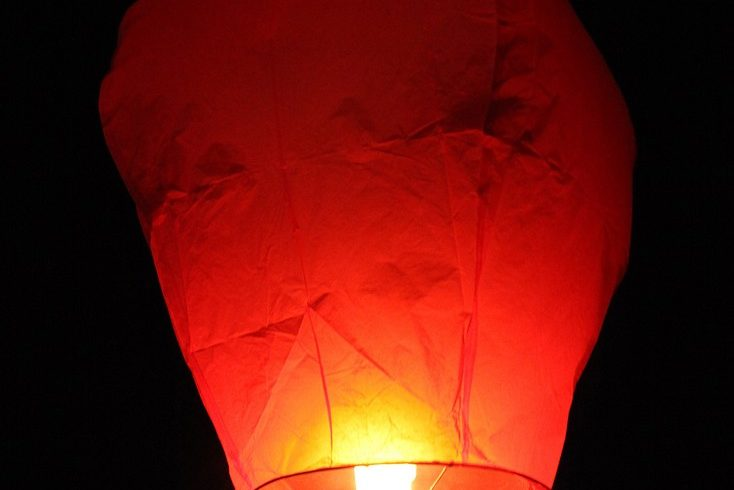 How to identify a Chinese Lantern